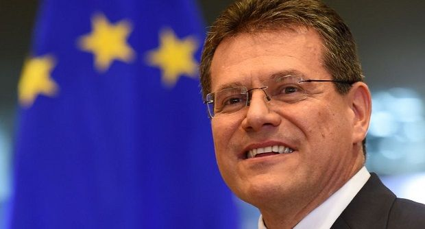 Maros Sefcovic on gas talks: As the meeting has shown today, the parties are still far apart / www.svoboda.org
