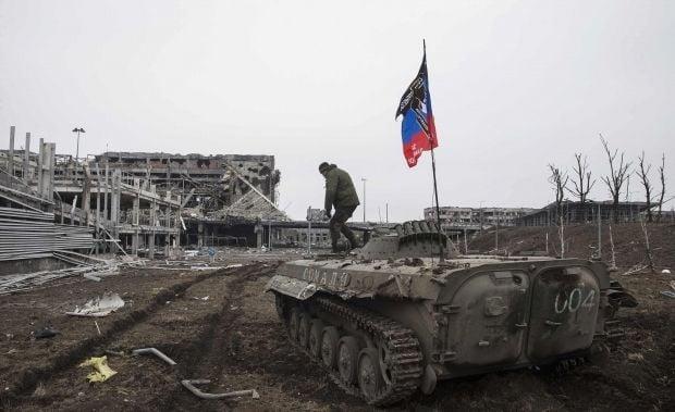 Украинские воины обороняли ДАП более 240 дней / Reuters