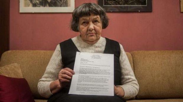 Nadia Savchenko's mother writes to Merkel / Photo from Bild