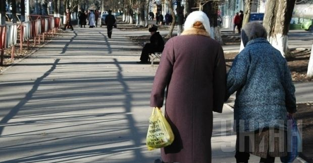 Working pensioners will be paid less / Photo by UNIAN