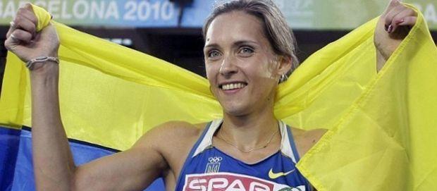 Олеся Повх признана лучшей легкоатлеткой месяца в Украине / sport.1tv.com.ua