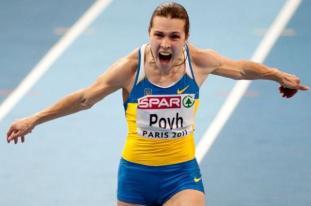 Олеся Повх признана лучшей легкоатлеткой месяца в Украине / chfla.org.ua