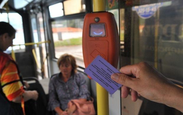 Элекстронный билет в Киеве появится до конца года / vppress.ru