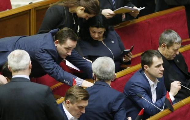 Депутаты / Фото УНИАН