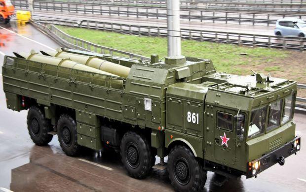 В Литве наращивание РФ военной мощи в Калининграде считают вызовом для НАТО / masterok.livejournal.com