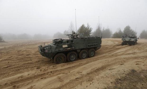 Латвия готовится кпровокациям впроцессе учений «Запад-2017»