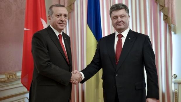 Порошенко Эрдоган / Фото УНИАН