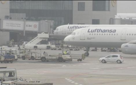 """Торік у Lufthansa та її """"доньок"""" на 0,5 відсотка зросла заповненість літаків / © UNIAN"""