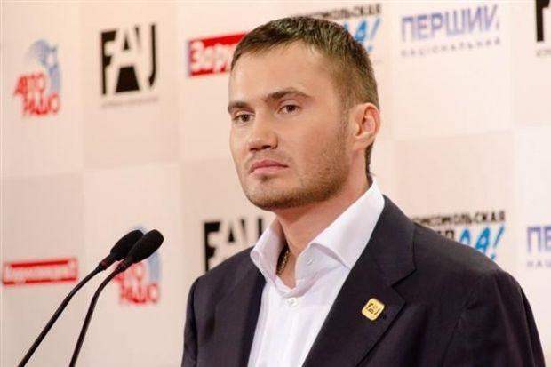 Viktor Yanukovych Junior died in Russia / Photo from news.infocar.ua