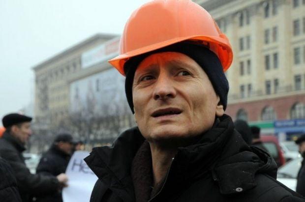 Волынец призывает провести комитетские слушания по углю на шахте / Фото УНИАН