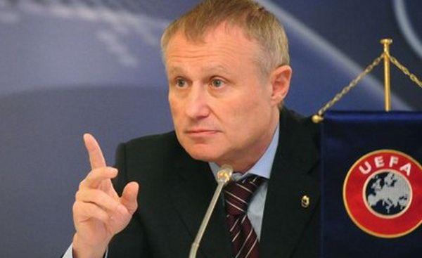 Суркис будет вице-президентом УЕФА еще 4 года / ffu.org.ua