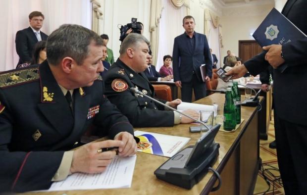 Аваков оБочковском: Оннебудет главой ГСЧС. Это казус суда