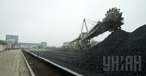Russia is stealing coal from Ukraine / Photo from UNIAN