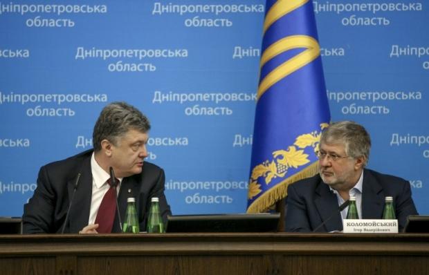 Коломойский видит победителем на президентских выборах «кого угодно, только не Порошенко» / фото УНИАН