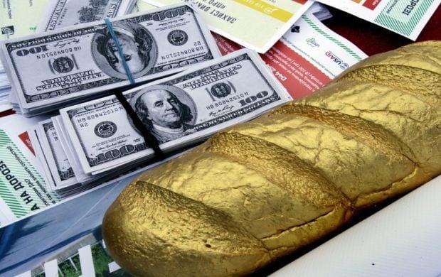 Уровень взяточничества и коррупции в украинских организациях вырос до 73% / УНИАН
