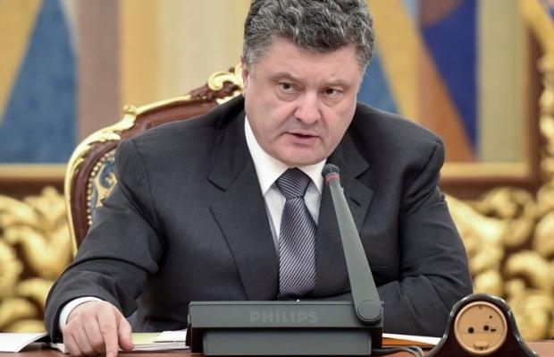 Порошенко призывает вывести с территорри Украины иностранные войска / Фото УНИАН