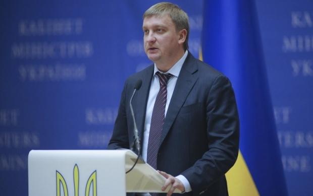 Петренко представил антикоррупционные инициативы Украины / Фото УНИАН