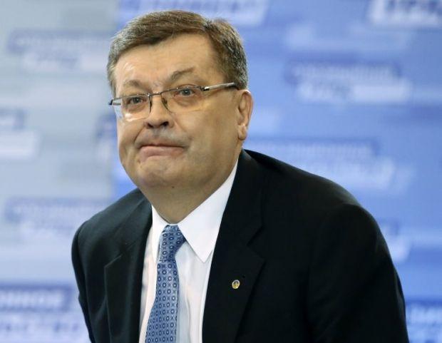 Kostyantyn Hryschenko / Photo by UNIAN