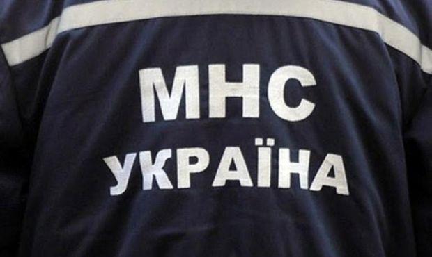 На тушение пожара привлекались 26 единиц основной и специальной техники и 120 человек личного состава / фото joinfo.ua