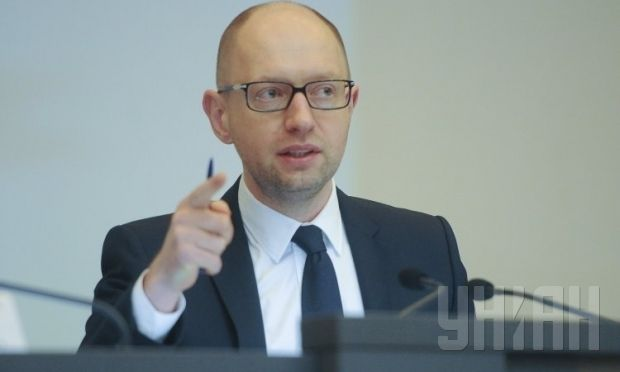 Future developments in Ukraine depend on the situation in Donbas - Yatseniuk / Photo from UNIAN
