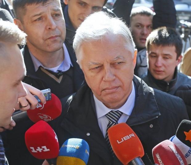 Грицак отметил, что Симоненко был допрошен в СБУ \ УНИАН