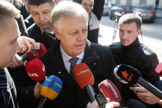 Лидера запрещенной Компартии Симоненко вызвали на допрос в СБУ/ фото УНИАН