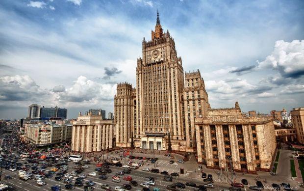 У МЗС РФ відреагували на затримання російського танкера / фото mskbest.ru
