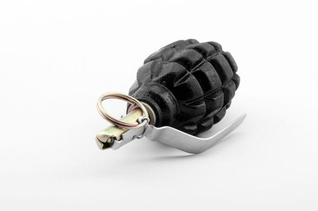 В Тернополе обнаружили боевую гранату / фото travmatik.com