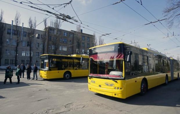 Для школьников проезд – бесплатный / фото УНИАН