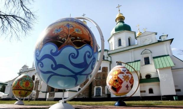 На Великдень в Україні буде тепло / Фото УНІАН