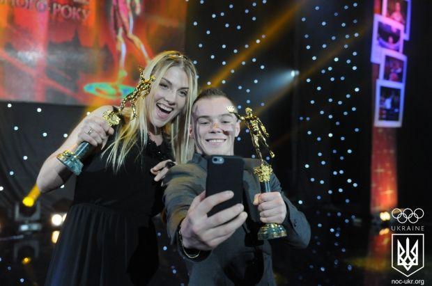 Определились лучшие спортсмены Украины поверсии премии Герои спортивного года