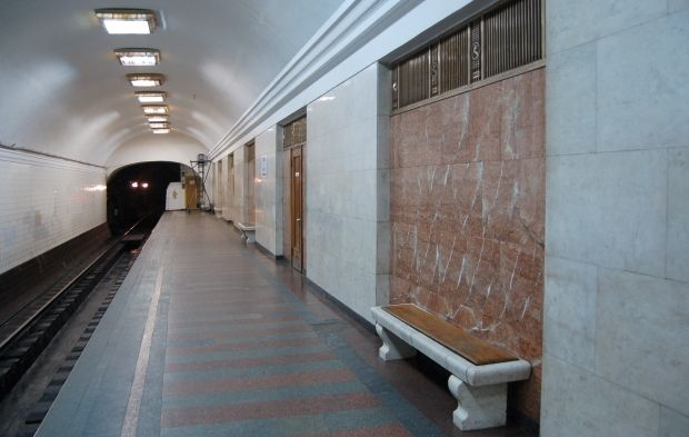 """""""Арсенальна"""" відновила роботу у звичайному режимі / фото wikimedia.org"""