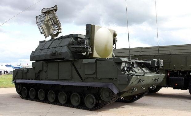Russia-made Tor missile launcher / vitalykuzmin.net