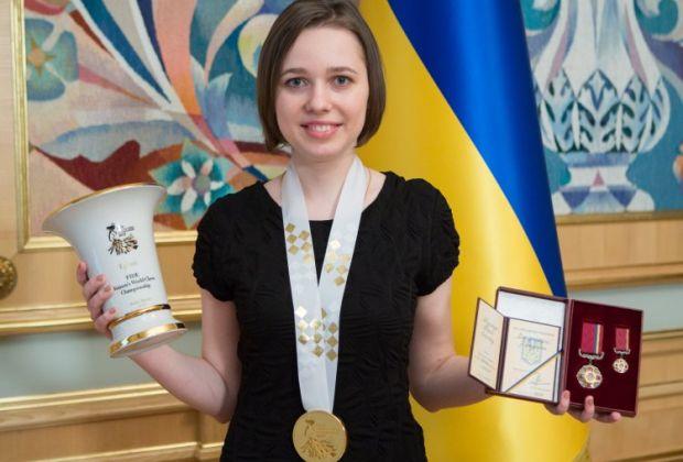 Музычук признана лучшей шахматисткой мира / УНИАН