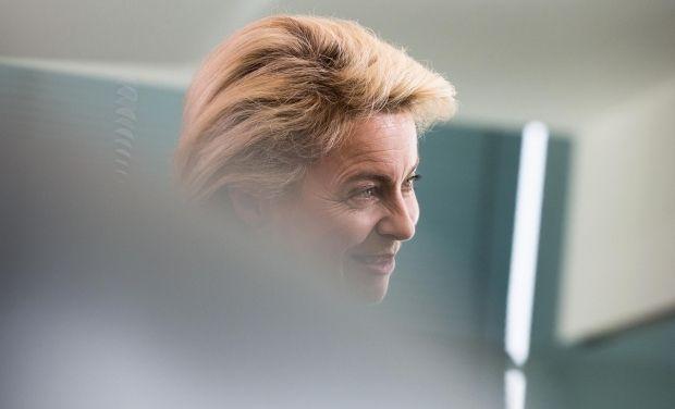 Урсула фон дер Ляйен предложила Джо Байдену координировать политику в отношении стран Восточной Европы / фото REUTERS