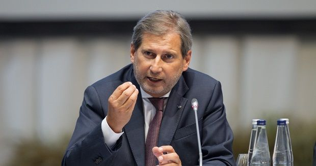 EU Commissioner Hahn: Ukraine has to get to grips with corruption / Photo from europa.eu