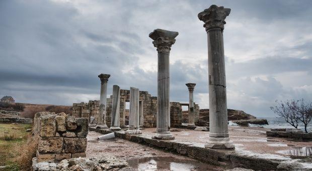 Заповедник «Херсонес Таврический» в Севастополе входит в список Всемирного наследия ЮНЕСКО / фото: Wikipedia.org