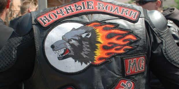 Russia's Night Wolves bikers / Photo from obitel-minsk.by