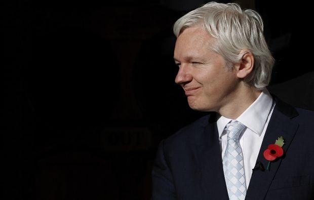 Основатель WikiLeaks Джулиан Ассанж \ REUTERS