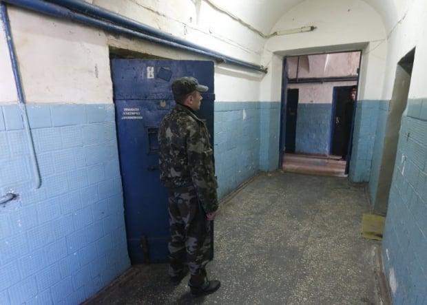 Прокуратура расследует факты бесчеловечного поведения с заключенными / Фото УНИАН