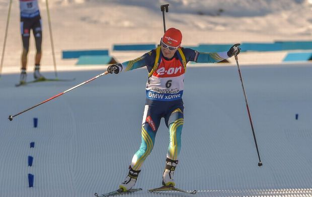 Валентина Семеренко / biathlon.com.ua