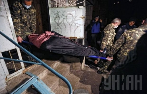 Kalashnikov was shot dead outside his apartment in Kyiv / UNIAN