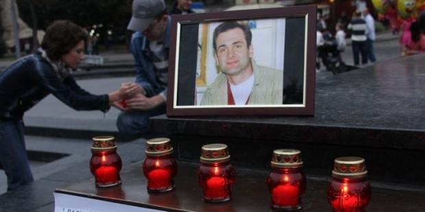 """Основатель интернет-издания """"Украинская правда"""" Георгий Гонгадзе исчез 16 сентября 2000 года \ фото УНИАН"""