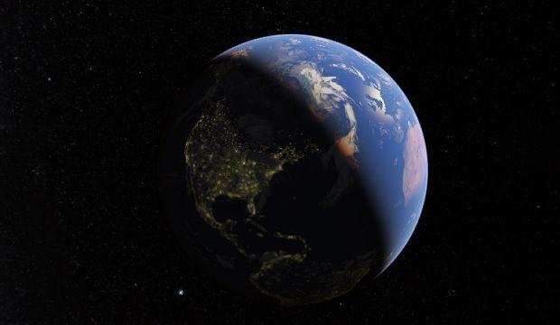 планета земля / Google Maps