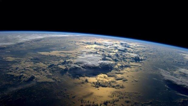 В ході експерименту повітряна куля злетить до стратосфери / фото NASA