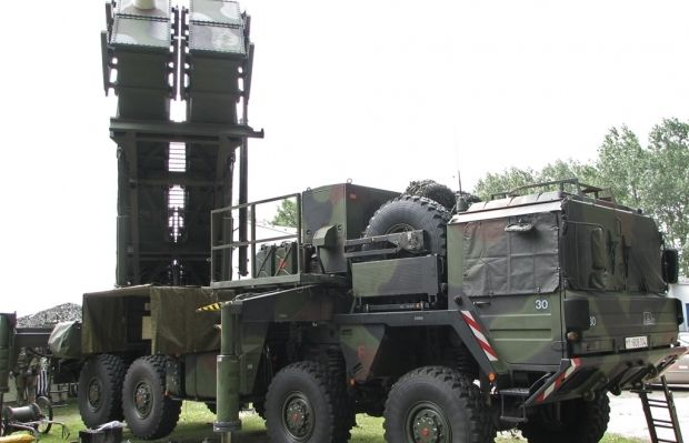 MIM-104 Patriot / Photo from wikipedia.org
