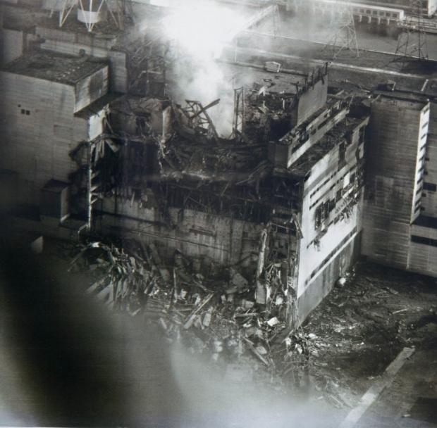 КГБ пыталось утопить правду о Чернобыле в потоке лжи / УНИАН