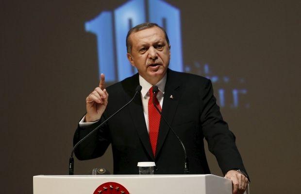 Реджеп Ердоган / REUTERS