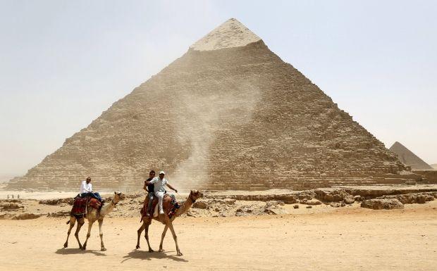 Єгипет видаватиме туристичні візи / Ілюстрація REUTERS
