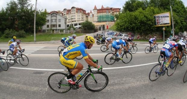 На старт киевской гонки выйдут команды из многих стран / УНИАН